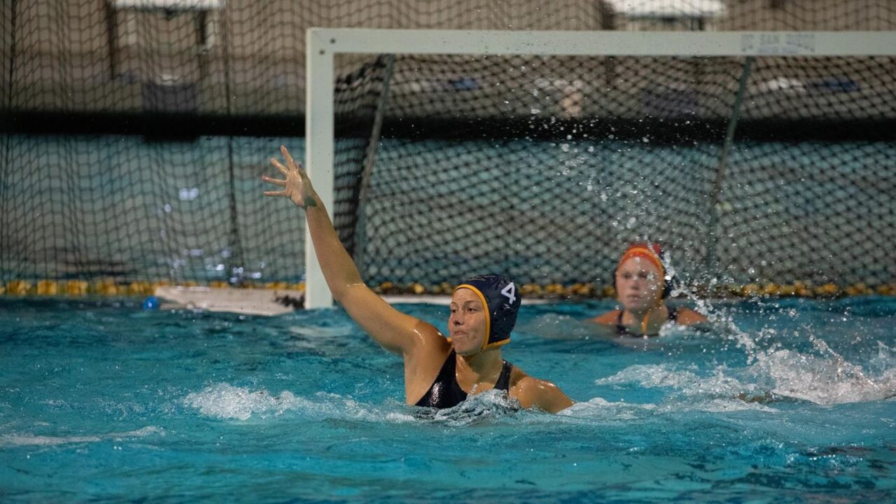UC San Diego Women's Water Polo Return to Action with Road Trip to Davis