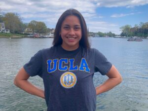 NBAC Sprinter Fiona Schere (2022) Makes Verbal Commitment to UCLA