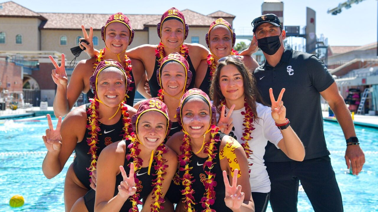 No. 1 USC Women Stay Undefeated With Pair of Wins Over No. 5 Arizona State