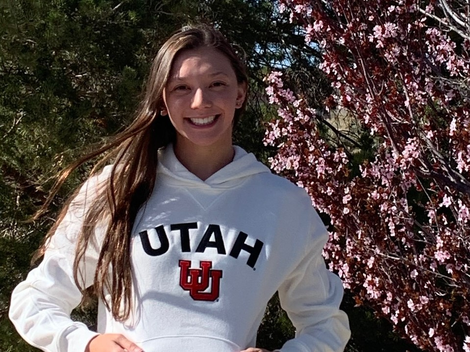 Winter Juniors Qualifier Katelyn Buono Gives Verbal Commitment to Utah (2022)