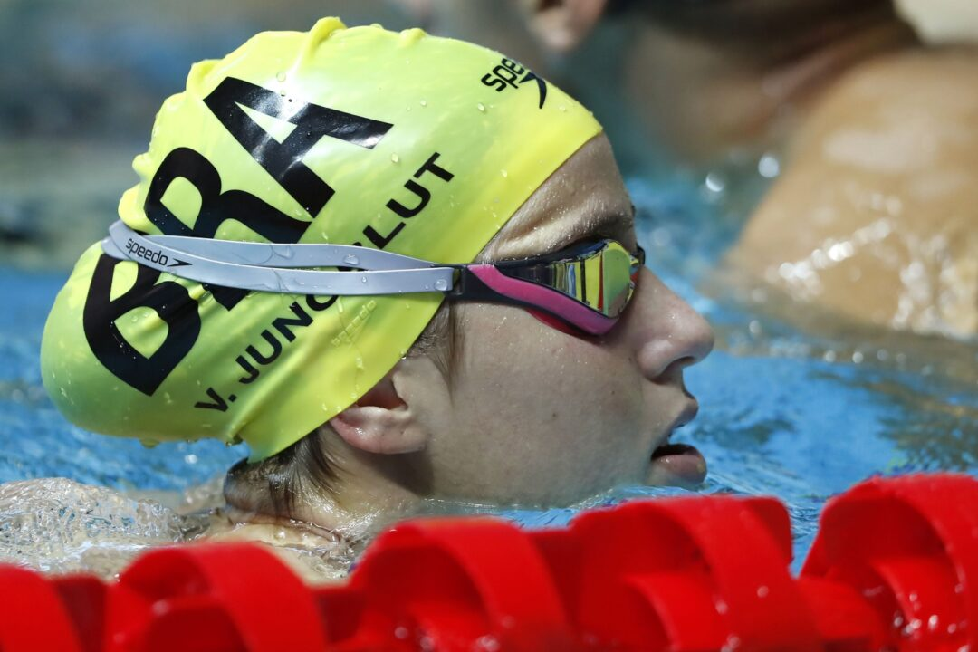 6 Out of 103 Swimmers Skip Brazilian Olympic Trials Amid COVID Pandemic