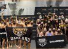 Oakland Men & Women Win 8th-Straight Horizon League Titles, Sweep Relays