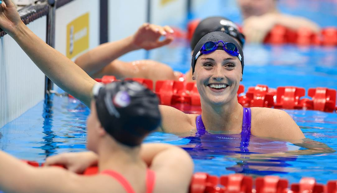 40 British Swimmers Are Budapest Bound, With 12 Seeking OLY Qualification