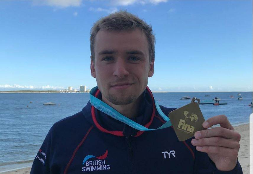 Great Britain's Jack Burnell Brings Curtain Down on Swimming Career