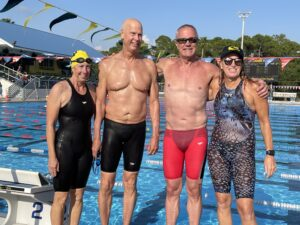 Multiple Masters Records Set at Sarasota Short Course Meet