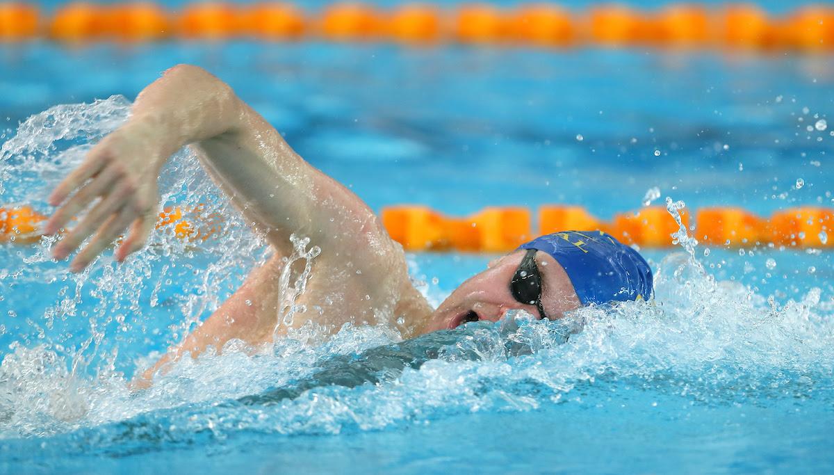 After 4:09 400 IM, Clareburt Clocks Sub-49 100 Freestyle NZL Record
