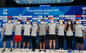 USA Diving Will Send 9 to Final Olympic Qualifier Event in Tokyo