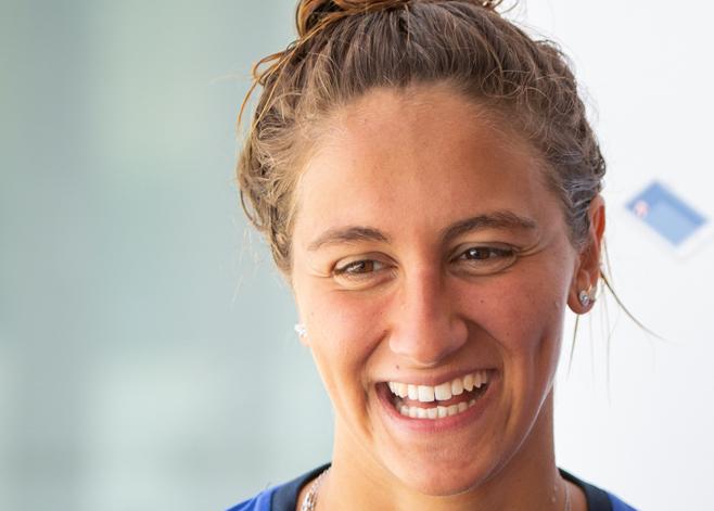 Simona Quadarella E' Campionessa Europea 800 Stile Libero