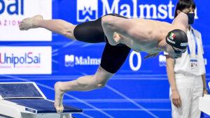 Europameisterschaften: Ramon Klenz im Halbfinale über 200 m Schmetterling