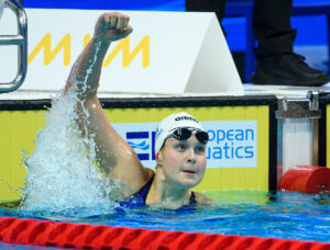 """Anastasia Gorbenko Sinks 3 Israel Records, Hits Another Olympic """"A"""" Cut"""