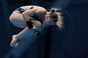 Russia Leads Euros Medal Table After Open Water, Diving, And Artistic Swimming