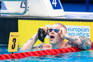Great Britain Grabs Top Spot In Overall Swimming Medal Standings In Budapest