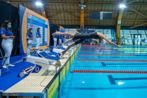 Nuoto Paralimpico: Gulia Terzi Record Europeo Italia Prima Nel Medagliere
