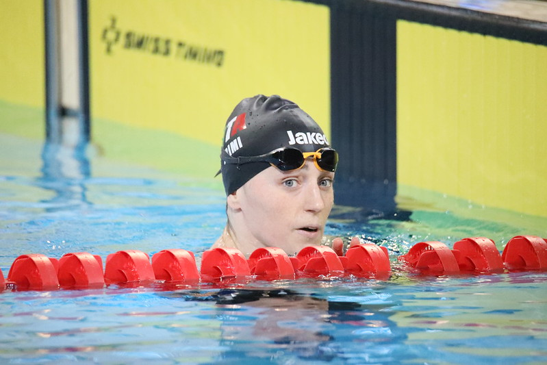 Nuoto Paralimpico Fantin Ancora WR Trimi ER Italia Domina Il Medagliere