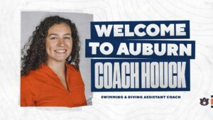 Auburn Hires Abbie Houck As First Announced Assistant on New Swim Staff