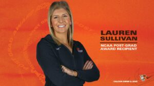 Bowling Green's Lauren Sullivan Awarded NCAA Postgraduate Scholarship