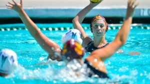Top-Ranked USC Women Win Big In MPSF Semis, Will Play For Third Straight Title