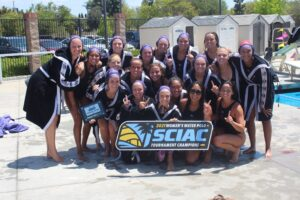 Cal Lutheran Women Claim SCIAC Water Polo Championship With Win Over Redlands