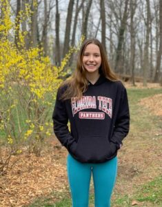 Distance Freestyler Kiera Ceely Chooses Florida Tech for 2021