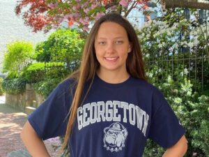 Allie Sanchez's Verbal Commitment Kicks Off Georgetown Class of 2026 Recruiting