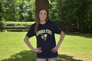 Chattahoochee Gold's Allison Brown (2022) Verbals to In-state Yellow Jackets