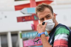 """Gregorio Paltrinieri Oro 10km """"Negli Ultimi Metri Vedevo Le Stelline"""""""