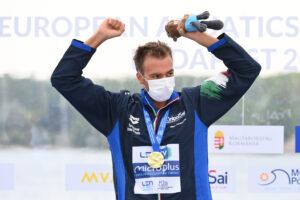 Gregorio Paltrinieri Campione Europeo Anche Nella 10km In Acque Libere