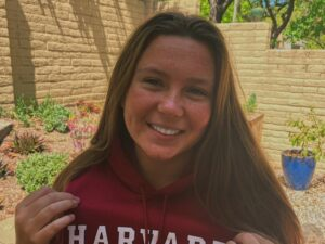Sprinter Amber van Meines (2022) Sends Verbal Pledge to Harvard