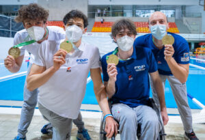 Italy Ends Para Euros Atop Medals Table With 4×100 Free Relay World Record