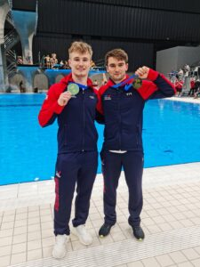 Brits Dominate on Day 2 of FINA Diving World Cup/Final Olympic Qualifier
