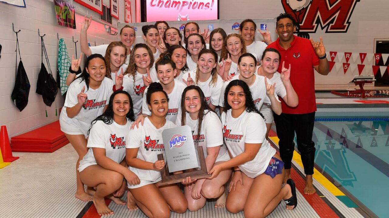 Marist Women Win MAAC Water Polo Title With 13-10 Victory Over VMI