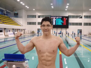Moon Seungwoo Takes Down Korean 200 Fly Record To Qualify for Tokyo