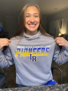 Jasmyn Newsom to Swim for Junior College Powerhouse Indian River