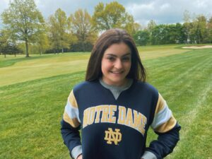 3x Ohio High School 500 Free Champ Tori Culotta Sends Verbal to Notre Dame