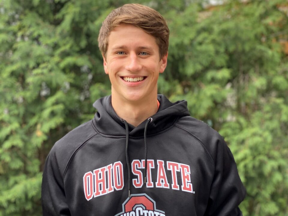 3-Sport Athlete Daniel Baltes Opts to Swim in College; Commits to Buckeyes