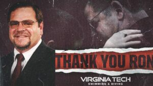 Virginia Tech's Ron Piemonte, Two-Time ACC Dive Coach of the Year, Will Retire