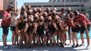 NCAA Champion USC Finishes Atop CWPA Women's WP Varsity Polls