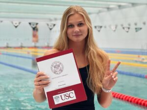 Austrian National Record-holder Marlene Kahler Commits to USC