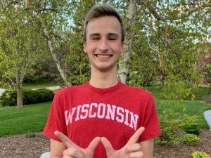 WIAA D1 100 Back Champ Michael Long Remains In-state with Verbal to Wisconsin