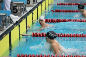 Two 14-Year Olds Trade Russian Youth Championship Record in Girls' 50 Breast
