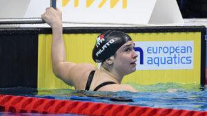Europeo día 6: Cae 1 récord de Europa y 3 récords de los campeonatos