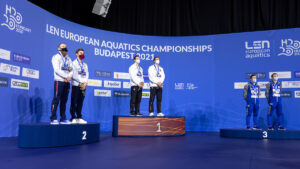 Patrick Hausding Wins 17th Career European Championships Gold in 3m Synchro