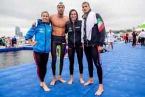 Campionati Europei Di Budapest: Italia Oro Nel Team Event 5km