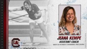Former Auburn Coach Jeana Kempe To Round Out New South Carolina Staff