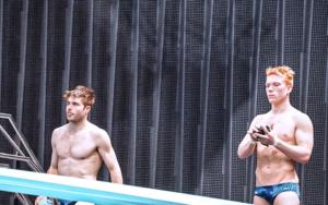 Hixon and Capobianco Clinch Olympic Quota Spot in Men's Three Meter Synchro