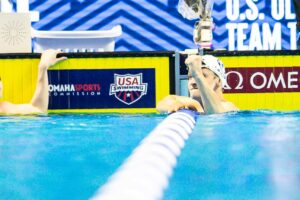 American Women Rewrite 100 Breast World Rankings on Day 2 of Olympic Trials
