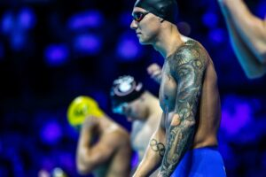 Caeleb Dressel Scratches 200 Fly on Day 3 Prelims of U.S. Olympic Trials