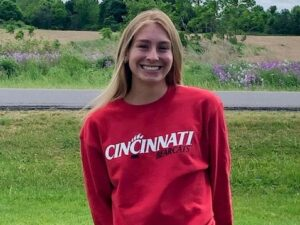 Two-Sport Athlete Joleigh Crye Opts to Swim in College; Verbals to Cincinnati