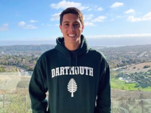 Adam Ladman Becomes 1st 2022 Recruit for New Dartmouth Head Coach Jesse Moore