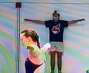 Did You See the Photo Bomber on the U.S. Olympic Diving Trials Live Stream?